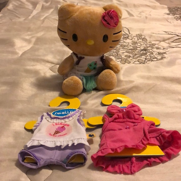 Teddys Build A Bear Smallfry Möbel